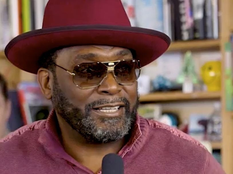 """Big Daddy Kane Proves Why He's The """"Smooth Operator"""" During NPR Tiny Desk Concert"""