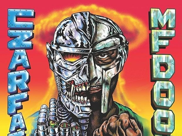 "DOOM & Czarface Drop ""Czarface Meets MetalFace"" LP"