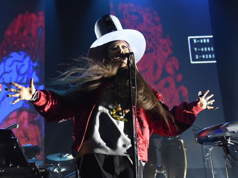 Erykah Badu Broadcasts Star-Studded Birthday Party On Facebook Live