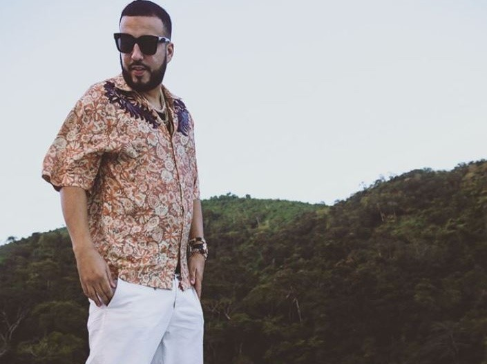 """French Montana Slammed Over Use Of """"#3rdWorld"""" Hashtag In Trinidad"""