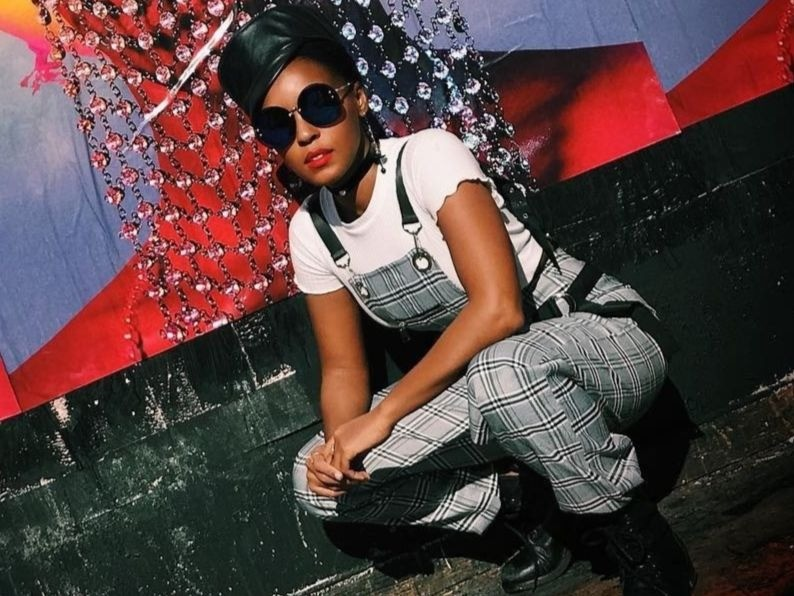 """Janelle Monáe Admits She's Scared To Release New Album """"Dirty Computer"""""""