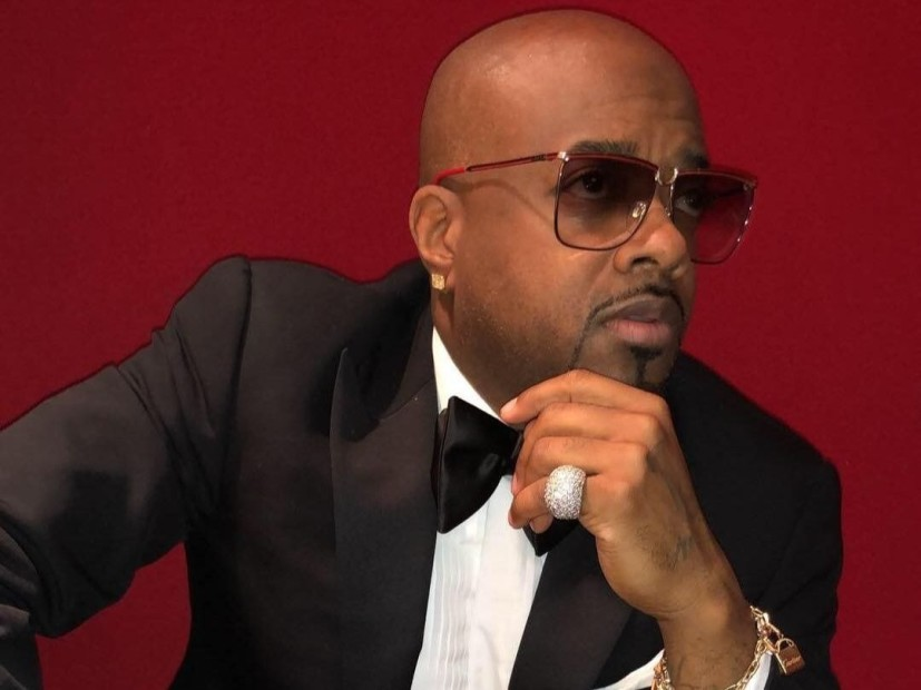 Jermaine Dupri Loses It After He's Named 2018 Songwriters Hall Of Fame Inductee