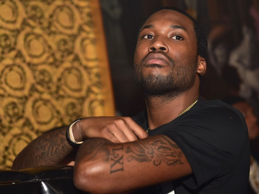 "Tweets Is Watching: Meek Mill Reveals His Favorite Line From ""Going Bad"""