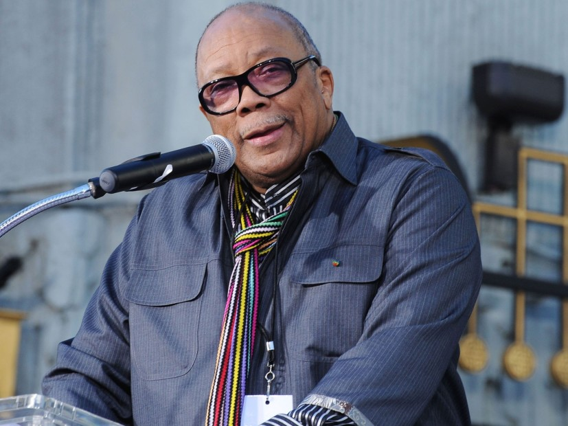 Quincy Jones Sorry For Inflammatory Comments In Recent Interviews