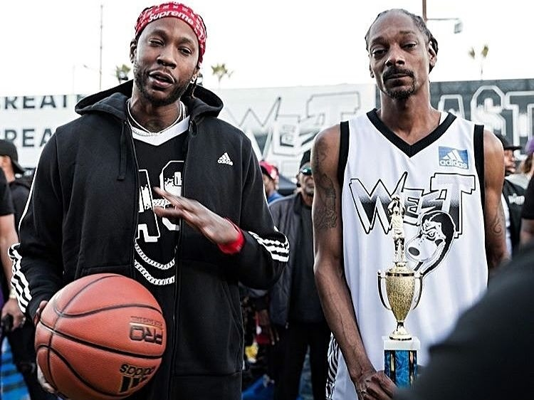 Team Snoop Dogg Triumphs Over 2 Chainz's Squad During 2018 Hip Hop All-Star Game