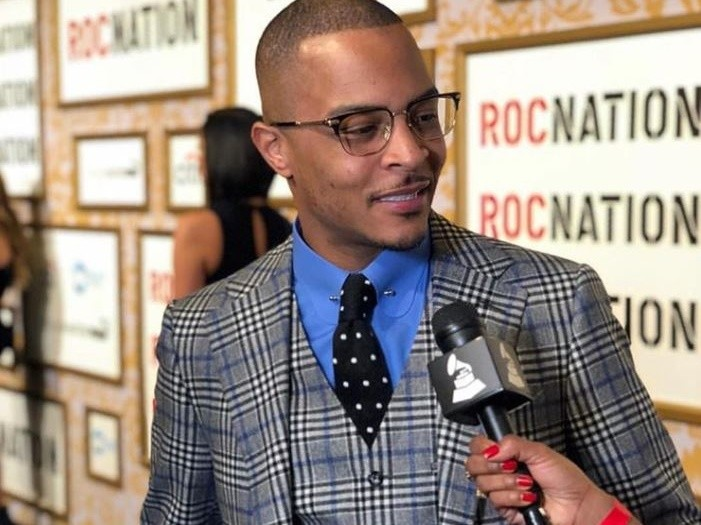 T.I. Issues Swift Clapback To Raven-Symone After She Co-Signs Speech's Criticism