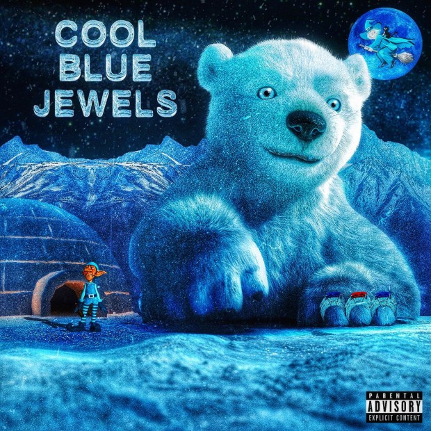 """Review: RiFF RAFF & DJ Afterthought's """"Cool Blue Jewels"""" Is REM Trap Music"""