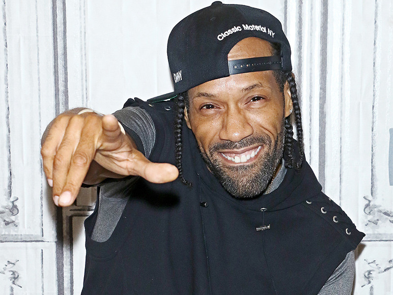 Redman's Mother Discovers His 20-Year-Old Bags Of Weed