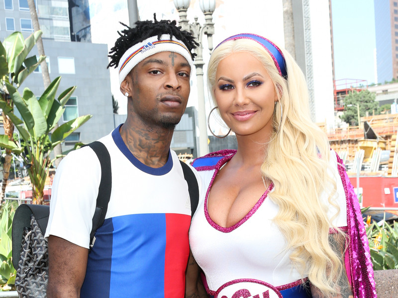 Did 21 Savage & Amber Rose Call It Quits?