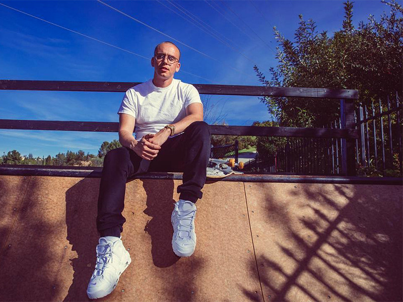 """Logic Discusses Earning """"Life Changing"""" Money"""