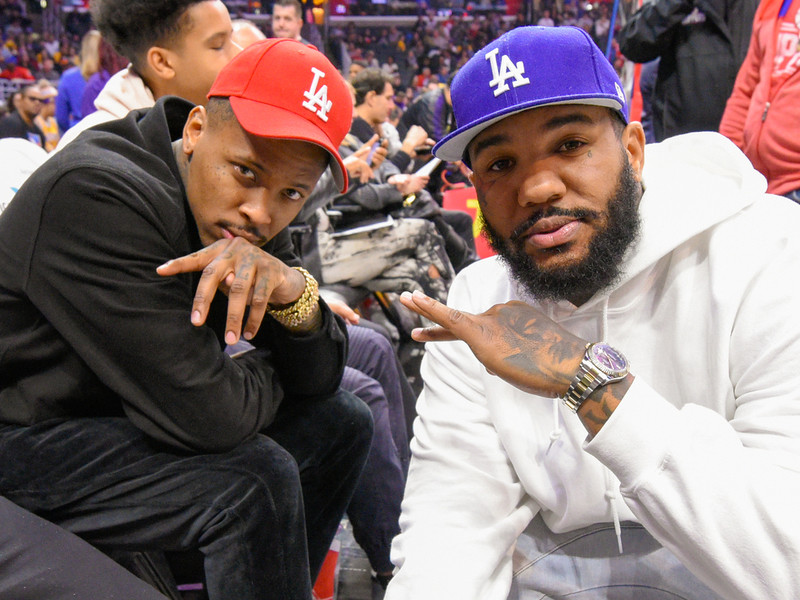 Hip Hop Week In Review: YG & The Game vs. 6ix9ine, Logic's Divorce & Jeezy's Final Album