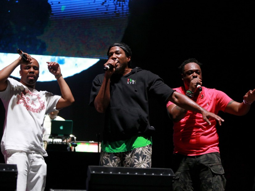 """Here's What A Tribe Called Quest's """"Major Announcement"""" Was"""