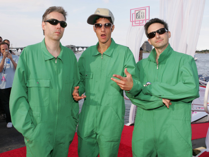 "Beastie Boys' Deluxe Version Of ""To The 5 Boroughs"" Features B-Sides, Rarities & Remixes"