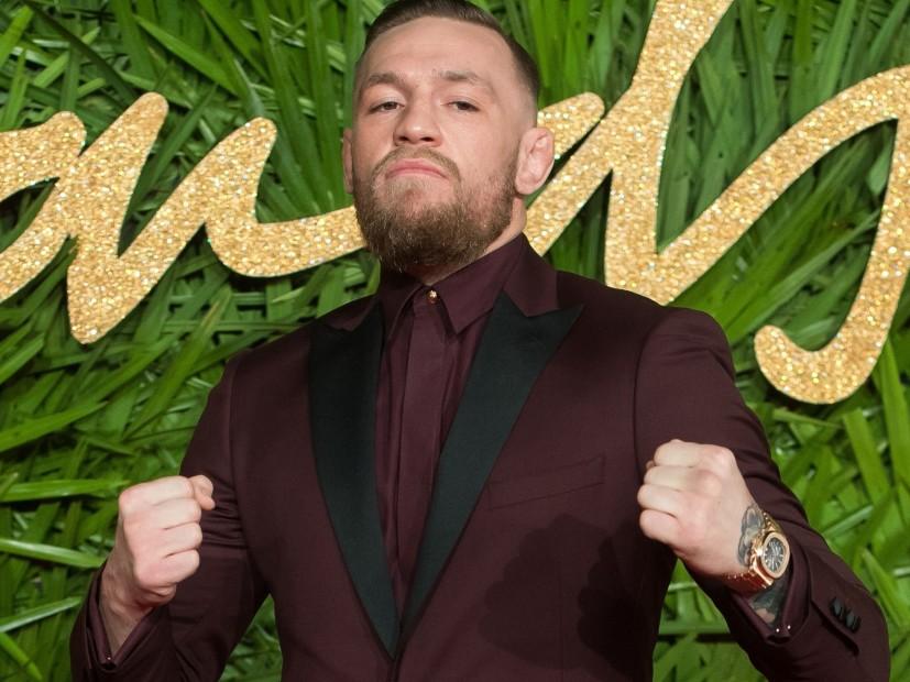 Conor McGregor Reignites 50 Cent Feud