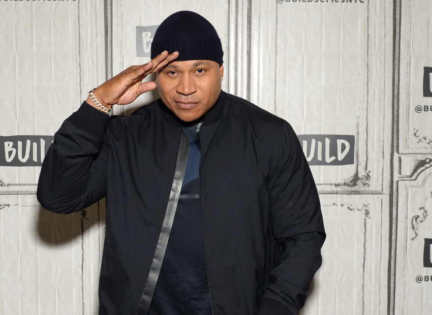 "LL Cool J Says ""Rock The Bells Radio"" With SiriusXM Is ""Strictly For OGs"""