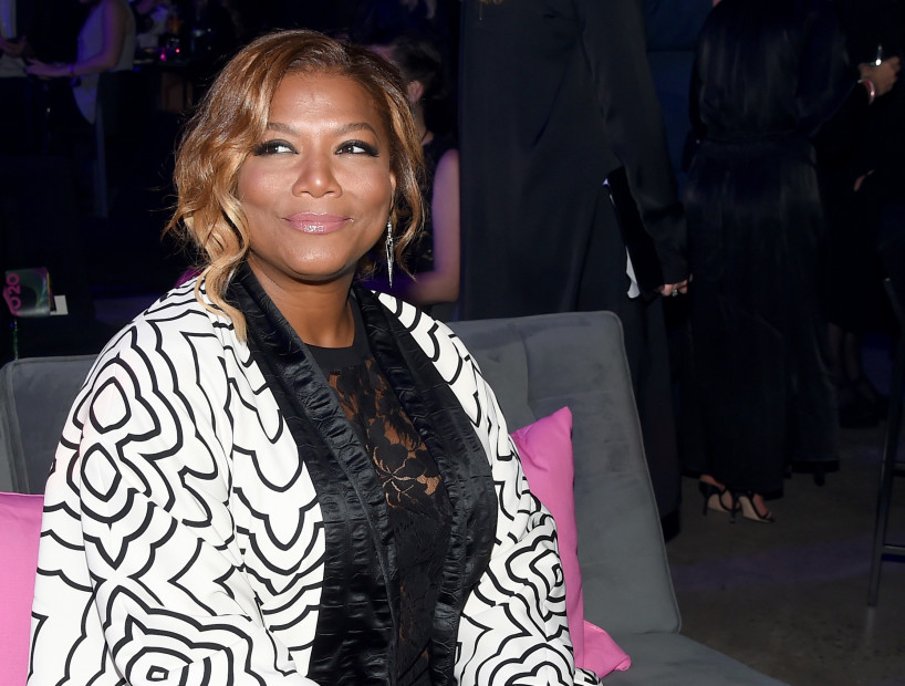 Queen Latifah Reveals Her Celebrity Crush On Red Table Talk