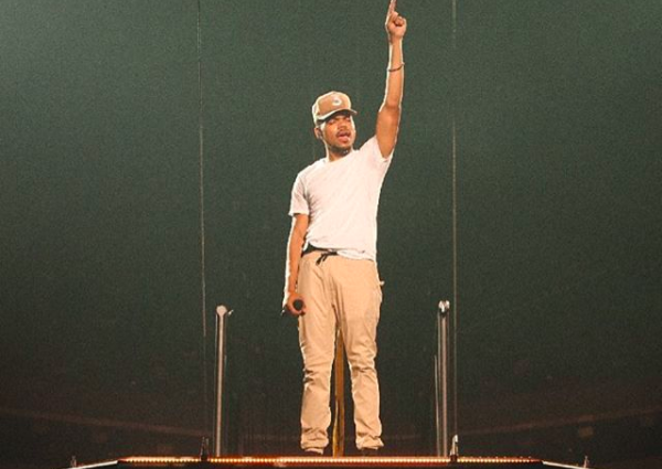 Chance The Rapper Cancels Splendour Performance Due To Illness