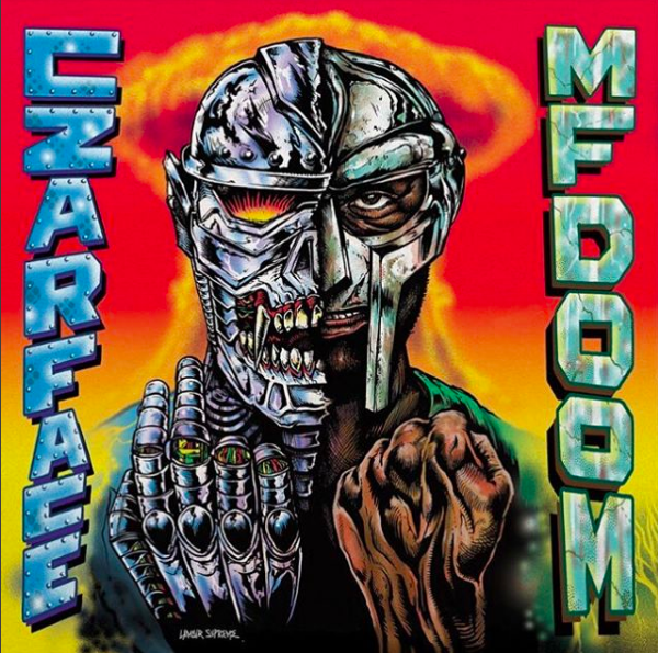 "Review: Czarface & DOOM Match Cultural Relevance With Lyrical On ""Czarface Meets MetalFace"""