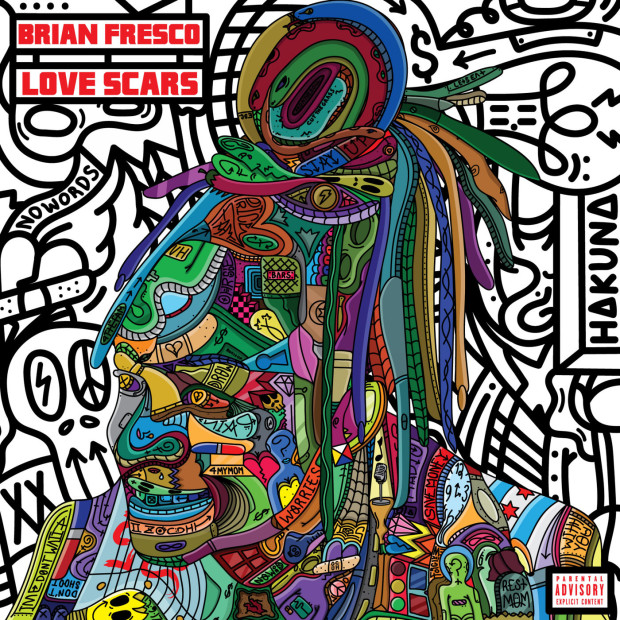 "Review: Brian Fresco's ""Love Scars"" Is A Revealing & Hard Listen"