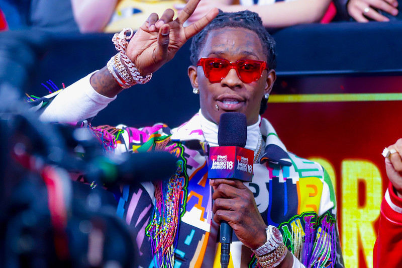 "Tweets Is Watching: Young Thug Calls YoungBoy Never Broke Again ""My Love"""