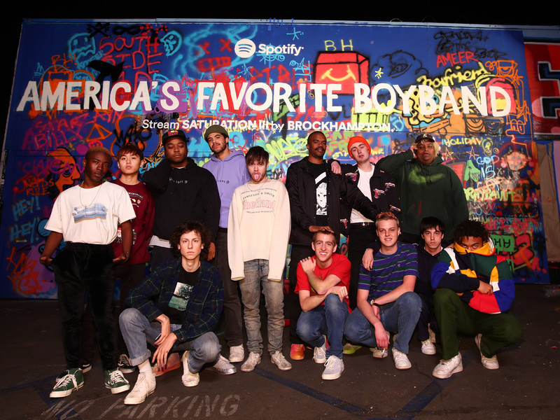 Kevin Abstract Explains Why Brockhampton Signed With RCA Records