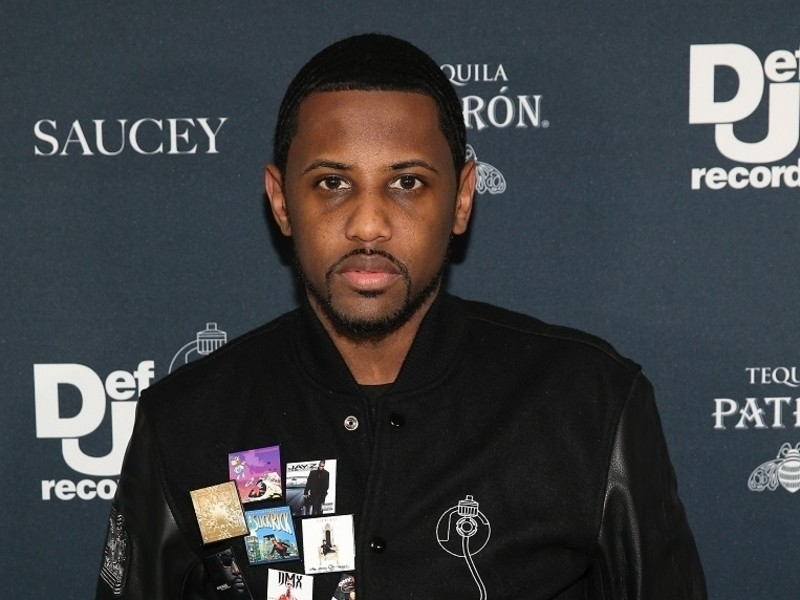 aa91d9338aa Fabolous Performs At NYC s Terminal 5 Amid Domestic Violence Allegations