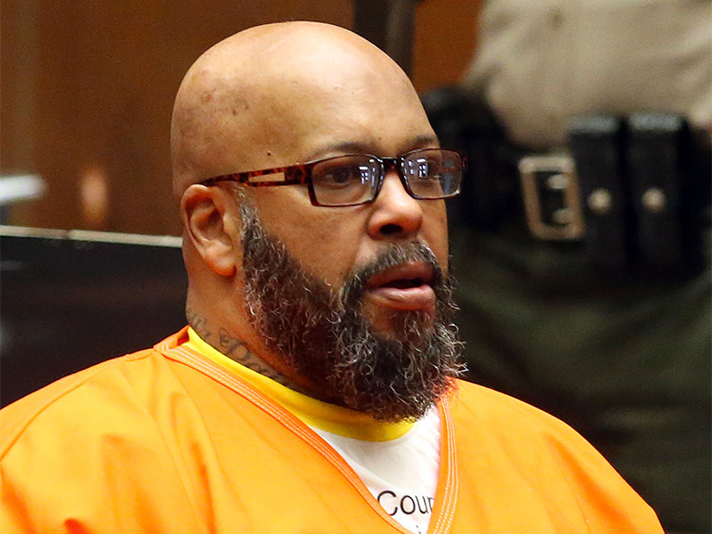Suge Knight Reportedly Hospitalized