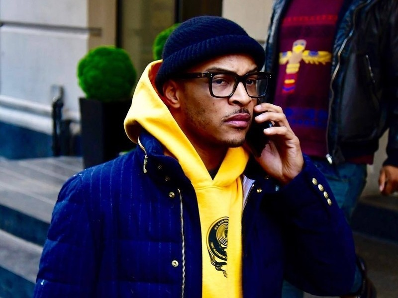 """T.I. Reportedly Sued For $10M Over """"Bankroll Mafia"""" Name"""