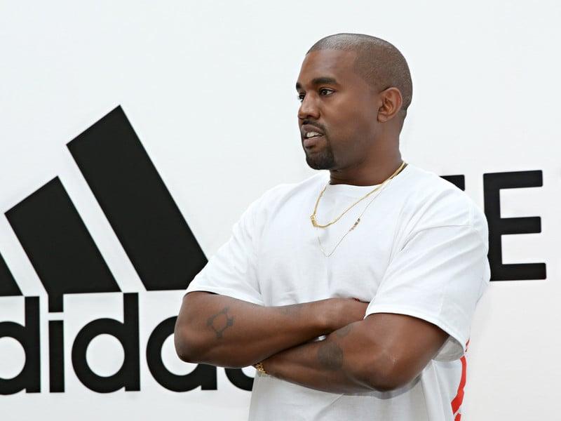 Kanye West Mocks Nike In Twitter Return