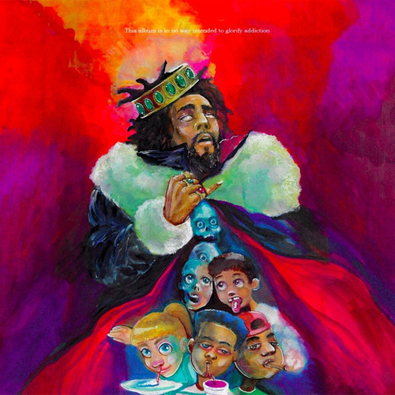 "Review: J. Cole's ""KOD"" Is One Of The Most Important Rap Albums Ever"