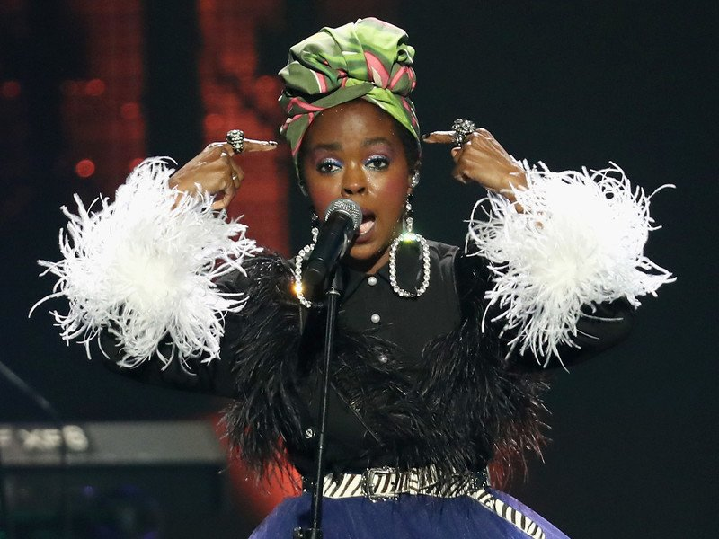 Lauryn Hill Swears She Doesn't Hate White People In Epic Personal Essay
