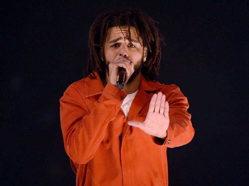 "J. Cole Calls Out America For Being ""Duped"" By Donald Trump"