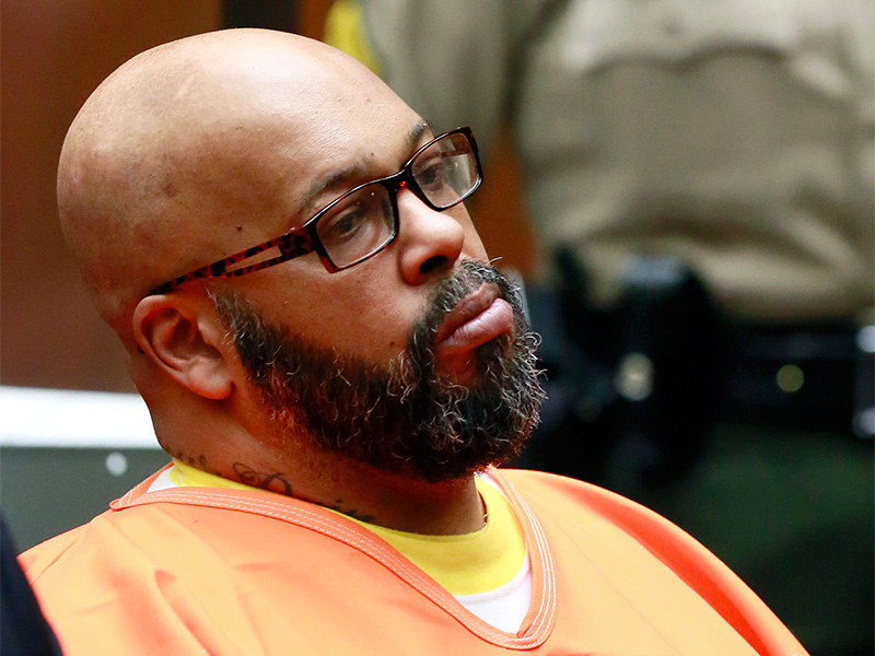 Suge Knight Still Responsible For $107M Judgment Awarded In 2005