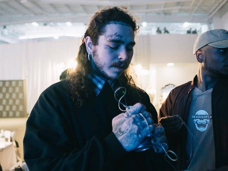 Post Malone Breaks J. Cole's Spotify First-Day Streaming Record