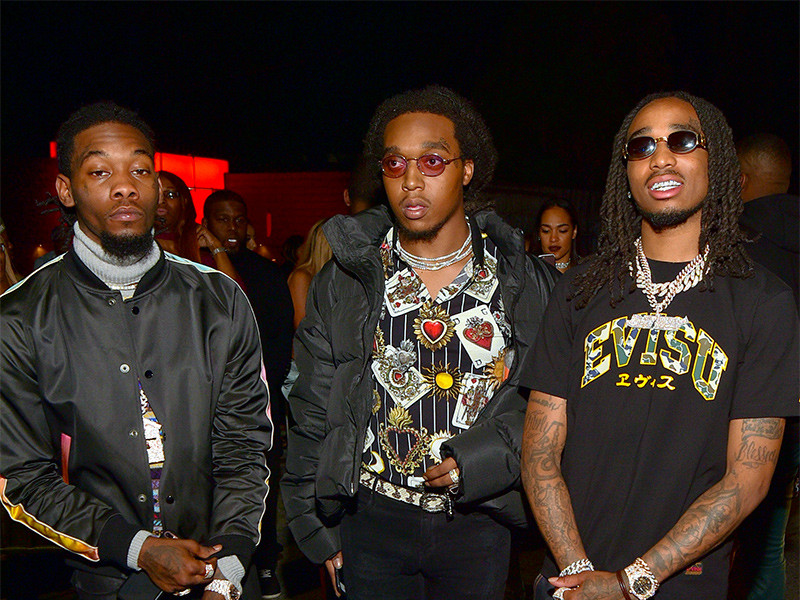 Quavo Charged With Battery In Las Vegas Brawl