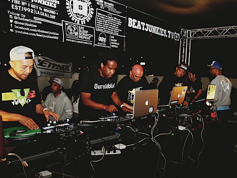 Beat Junkies Institute Of Sound Celebrated One-Year Anniversary With All-Star Bash