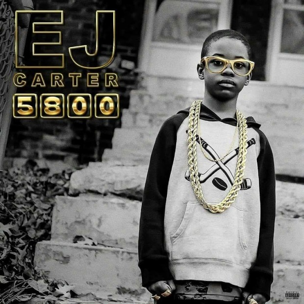 """Review: EJ Carter Crafts Multiple Earworms On """"5800"""""""