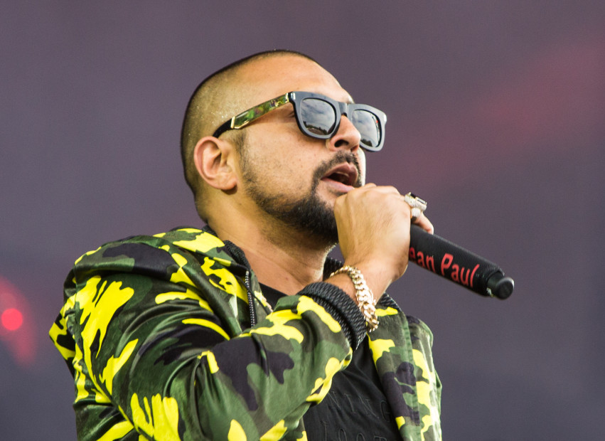 From Rihanna To Busta Rhymes: Sean Paul Has Stories For Days