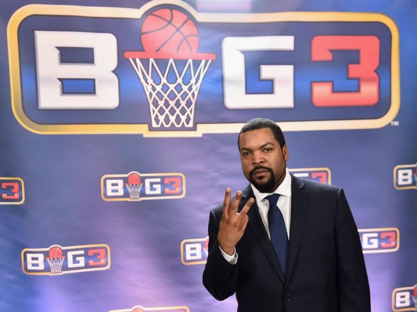 Ice Cube Suing BIG3 Investors For $1.2 Billion