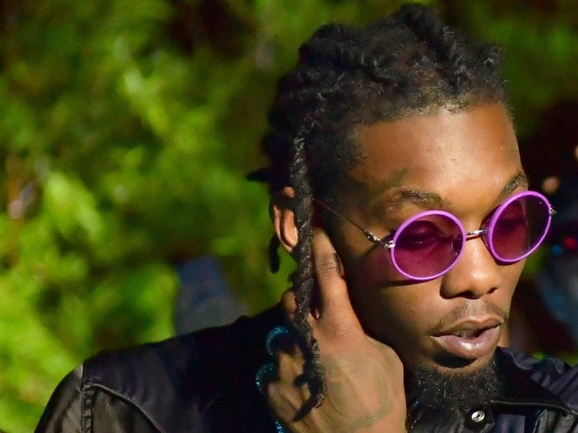 Offset's Bail Reportedly Set At $17K Following Georgia Arrest