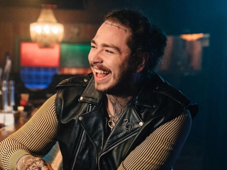 "Post Malone's ""Beerbongs & Bentleys"" Is Already Platinum"