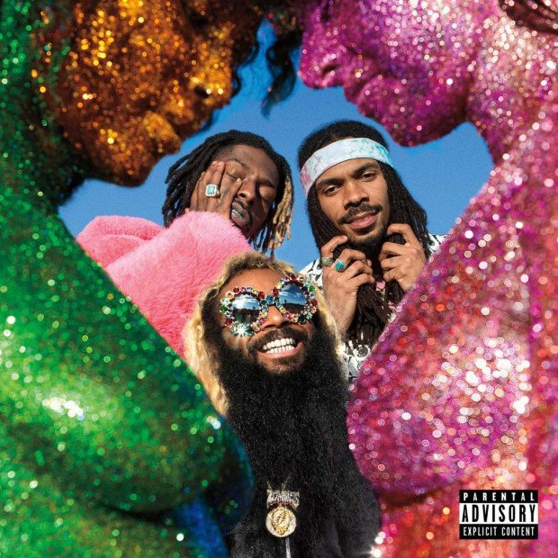 "Review: Flatbush Zombies' ""Vacation In Hell"" Is A Long, Dank Night Romp"