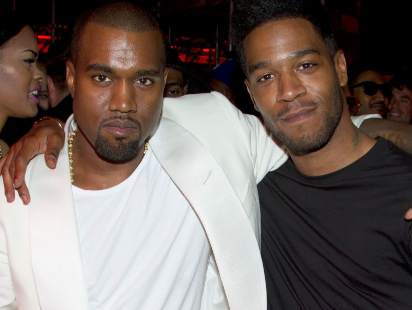 Kanye West Announces New Solo Album & Kid Cudi Collaboration Release Dates