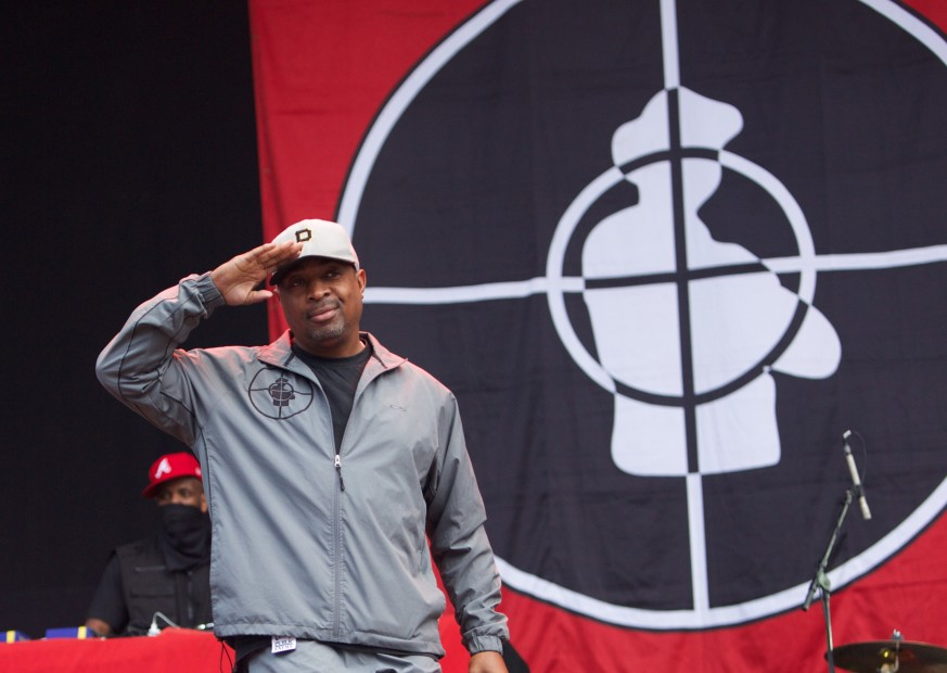 Chuck D Appointed Universal Hip Hop Museum's Chairman Of Celebrity Board