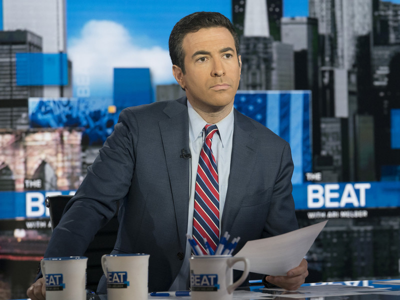 How MSNBC's Ari Melber Uses Hip Hop To Make Sense Of News