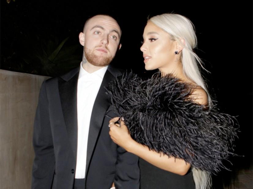 Mac Miller's Friend Vouches For Ariana Grande's Intervention Attempts