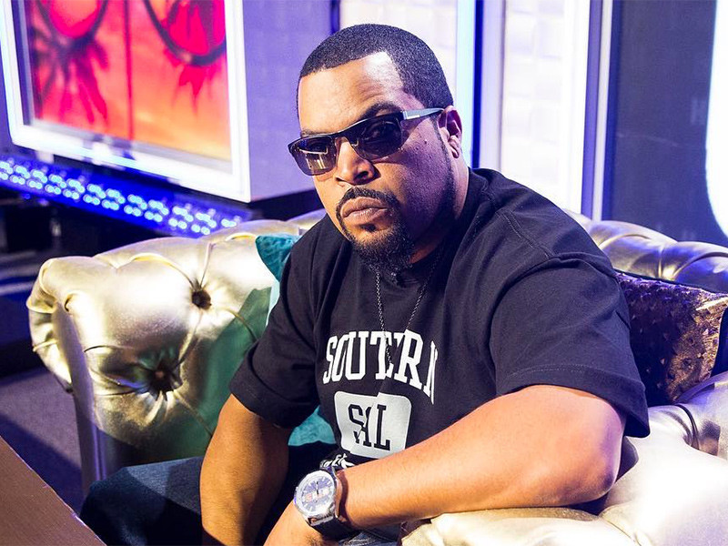 Ice Cube Weighs In On Kendrick Lamar Fan's N-Word Controversy & NFL Anthem Policy