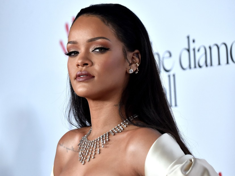 Rihanna Named World's Wealthiest Female Artist