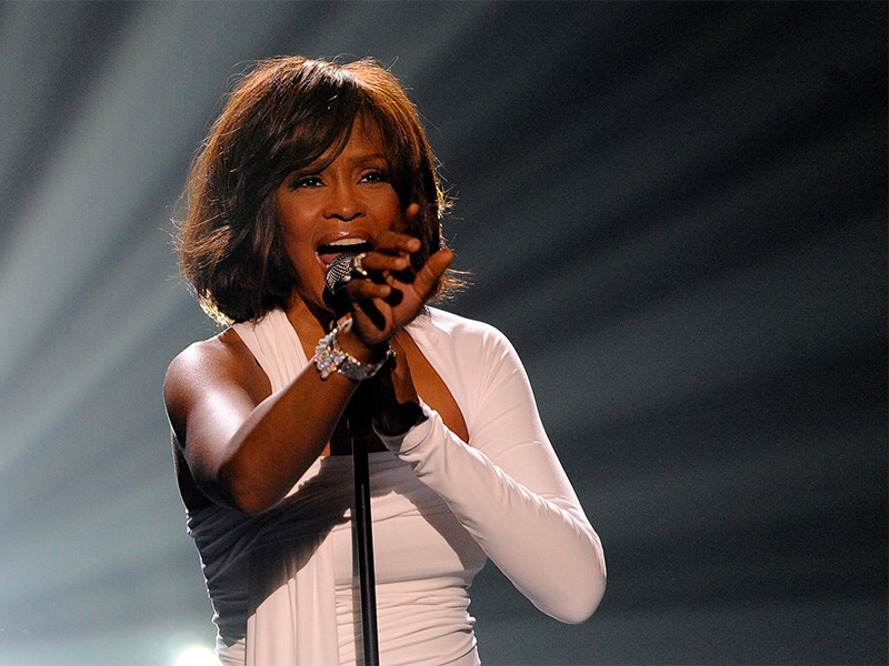 """Whitney Houston's Nephew Defends Pusha T's """"DAYTONA"""" Cover Art"""