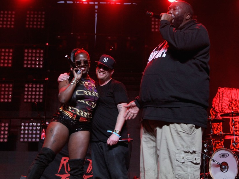 "Run The Jewels & Gangsta Boo Drop ""Stay Gold (Remix)"" Ahead Of Adult Swim Festival"